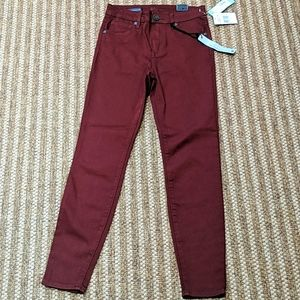 Kut from the Kloth New High Rise Ankle Jeans 0